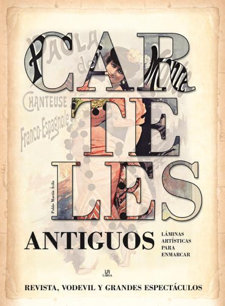 CARTELES ANTIGUOS (LAMINAS ARTISTICAS PA