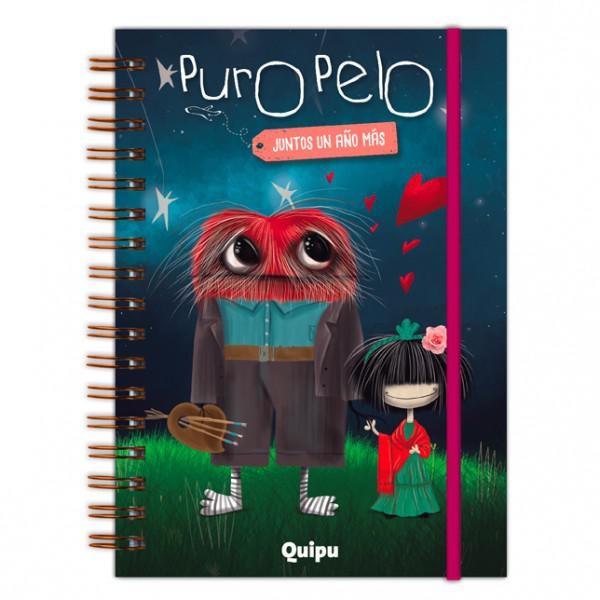 AGENDA PURO PELO - JUNTOS UN AÑO+