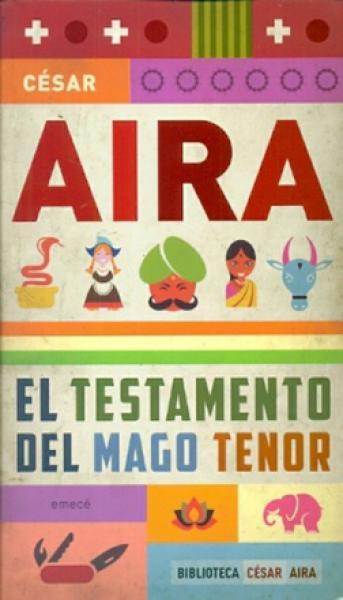 EL TESTAMENTO DEL MAGO TENOR