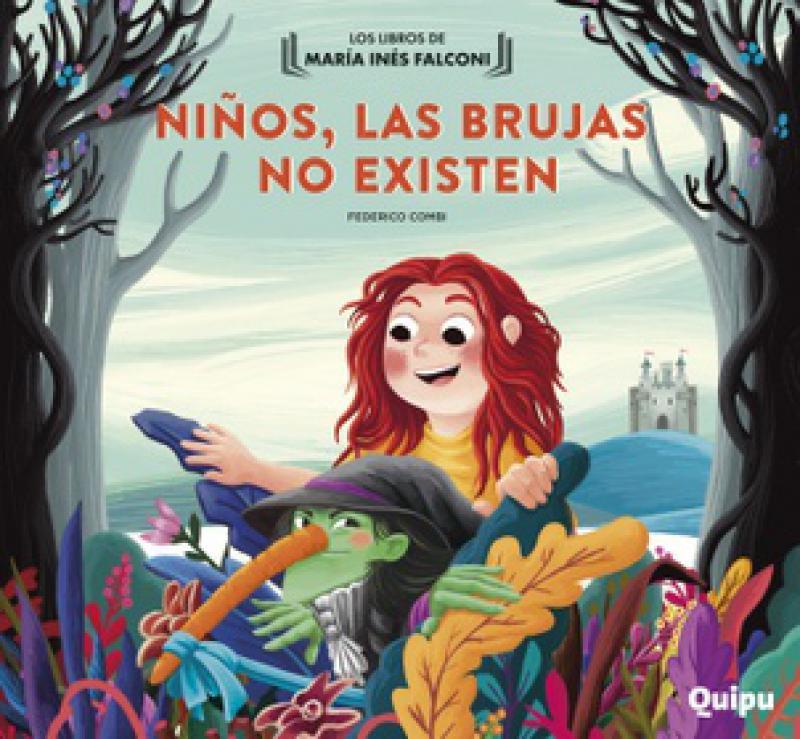 NIÑOS LAS BRUJAS NO EXISTEN