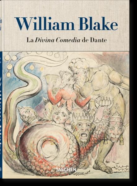 WILLIAM BLAKE LA DIVINA COMEDIA DE DANTE