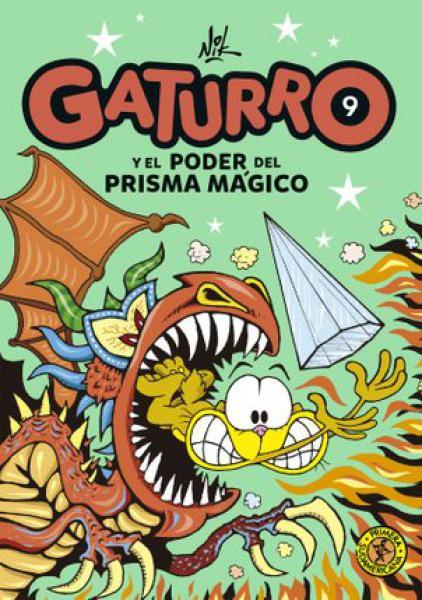 GATURRO 9 Y EL PODER DEL PRISMA MAGICO