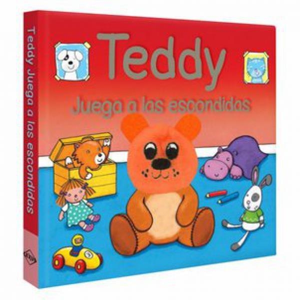 TEDDY JUEGA A LAS ESCONDIDAS