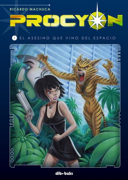 PROCYON 1 - EL ASESINO QUE VINO DEL ESPA