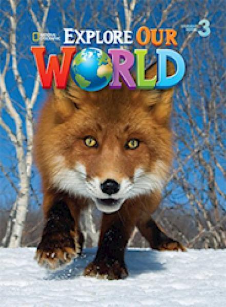 EXPLORER OUR WORLD 3 - SB
