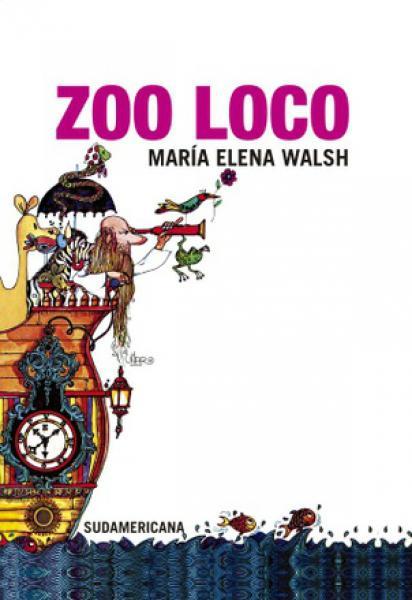 ZOO LOCO ( TAPA DURA - TRADE )