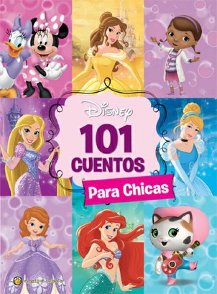 101 CUENTOS PARA CHICAS