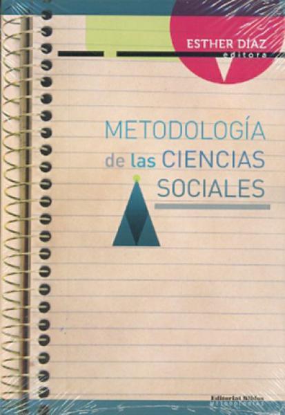 METODOLOGIA DE LAS CIENCIAS SOCIAL.