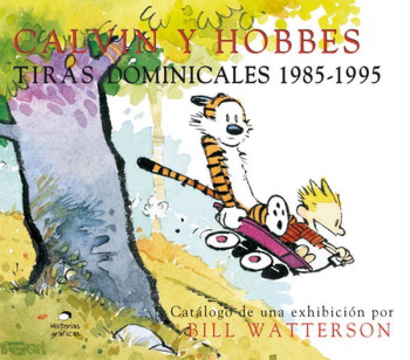 CALVIN Y HOBBES TIRAS DOMINICALES 85/95