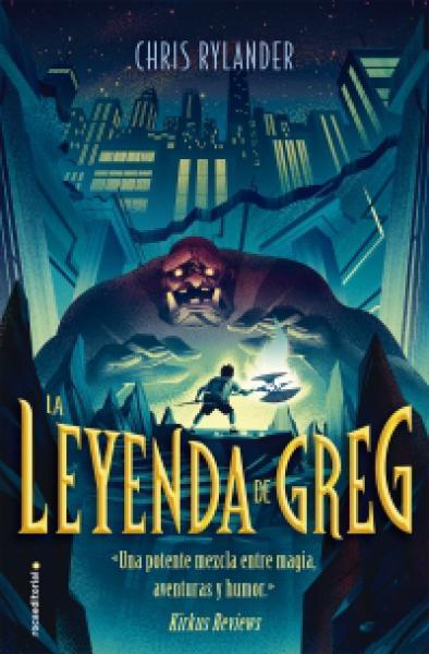 LA LEYENDA DE GREG I