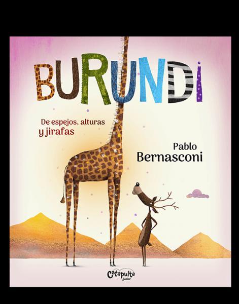 BURUNDI - DE ESPEJOS ALTURAS Y JIRAFAS