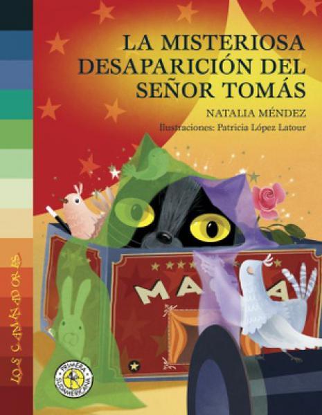 MISTERIOSA DESAPARICION DEL SEÑOR TOMAS
