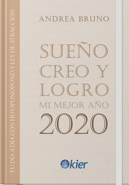 SUEÐO CREO Y LOGRO MI MEJOR AÐO 2020