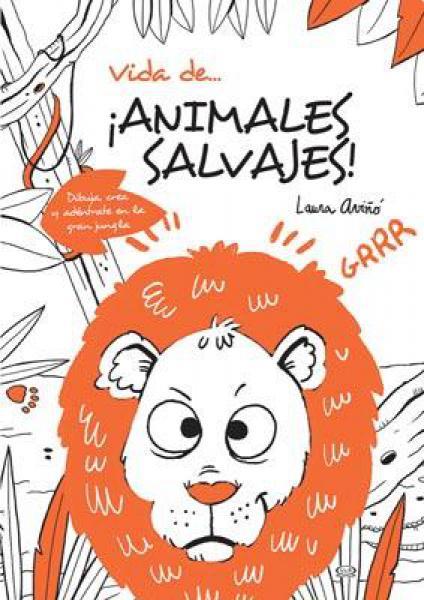 VIDA DE ANIMALES SALVAJES!