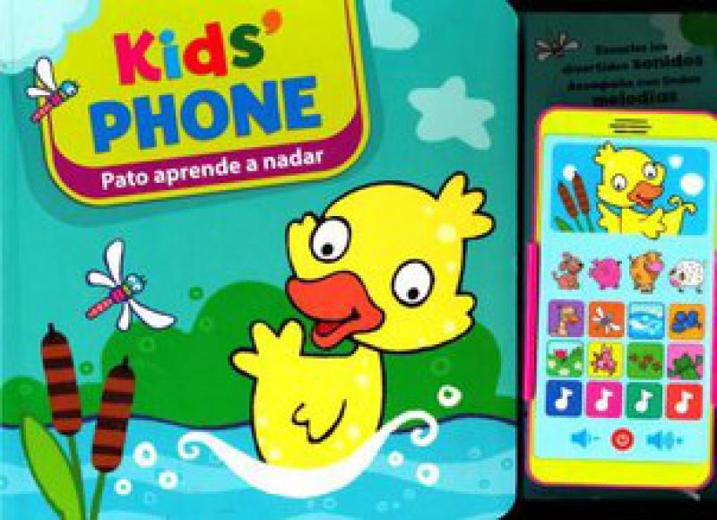 PATO APRENDE A NADAR - KIDS PHONE