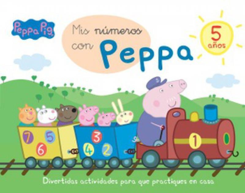 PEPPA PIG - MIS NUMEROS CON PEPPA