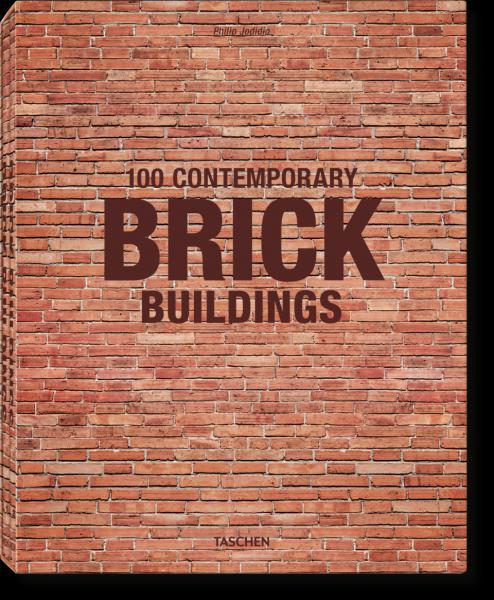 100 CONTEMPORARY BRICK BUILDINGS (ESP)