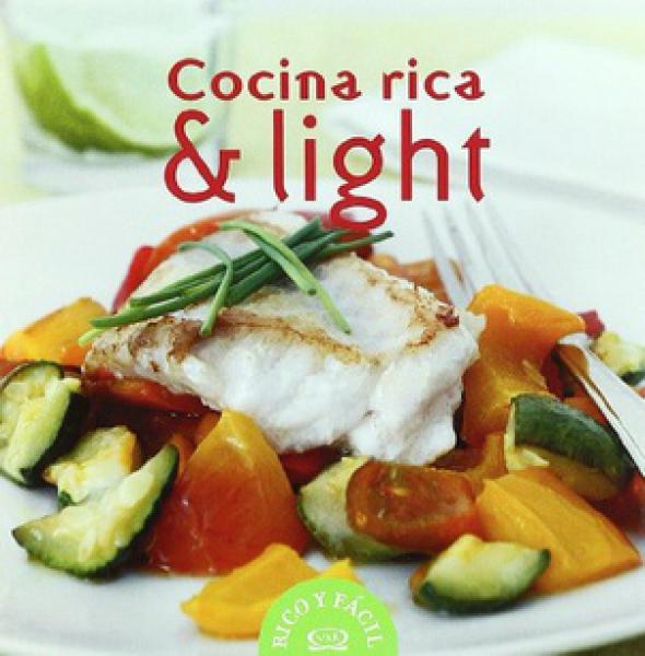 COCINA RICA & LIGTH
