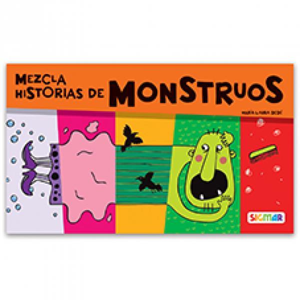 MEZCLA HISTORIAS DE MONSTRUOS