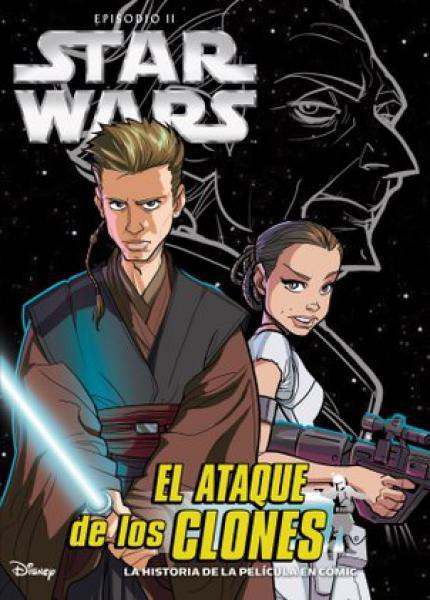 STAR WARS EPISODIO II ATAQUE DE LOS CLON