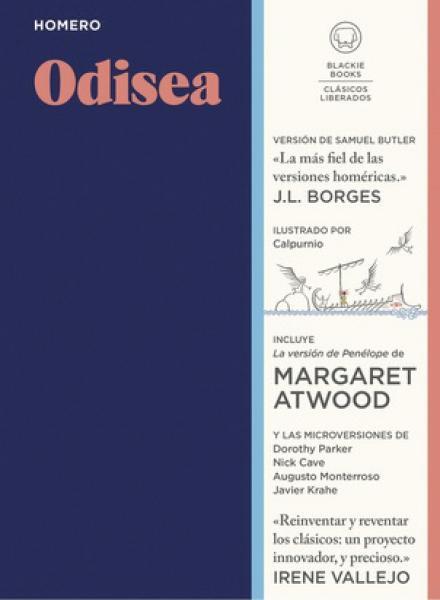 ODISEA (ILUSTRADO)