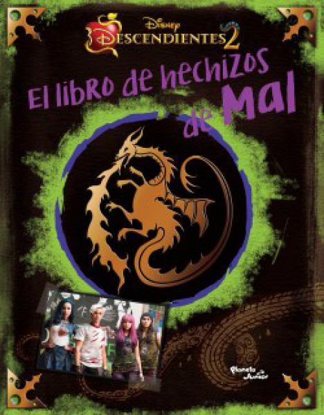 LIBRO DE LOS HECHIZOS DE MAL