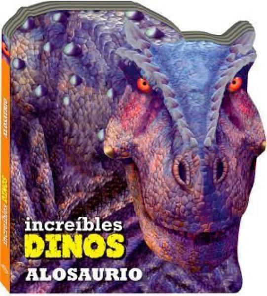 ALOSAURIO - INCREIBLES DINOS
