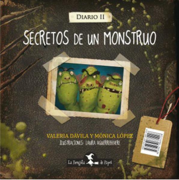 SECRETOS DE UN MONSTRUO - SECRETOS DE UN