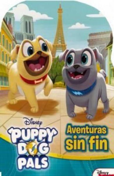 PUPPY DOG PALS - AVENTURA SIN FIN