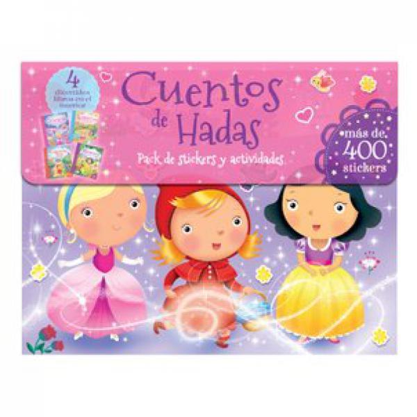 CUENTOS DE HADAS - PACK DE STICKERS ...
