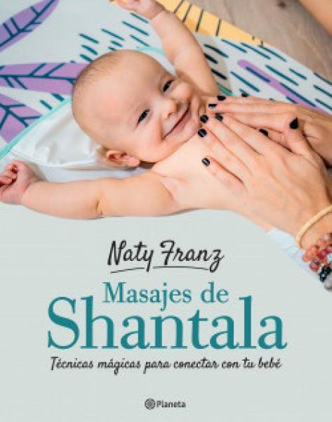 MASAJES DE SHANTALA