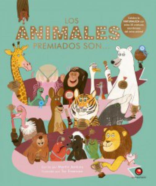 LOS ANIMALES PREMIADOS SON