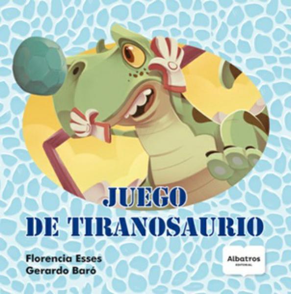 JUEGO DE TIRANOSAURIO