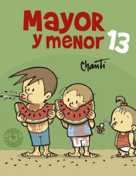 MAYOR Y MENOR 13