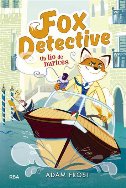 FOX DETECTIVE 2 - UN LIO DE NARICES